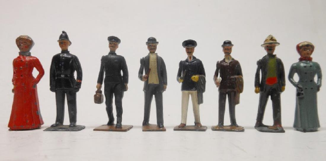 Britains Set 168 Civilians