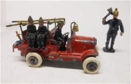 Johillco Fire Engine and Crescent Fireman