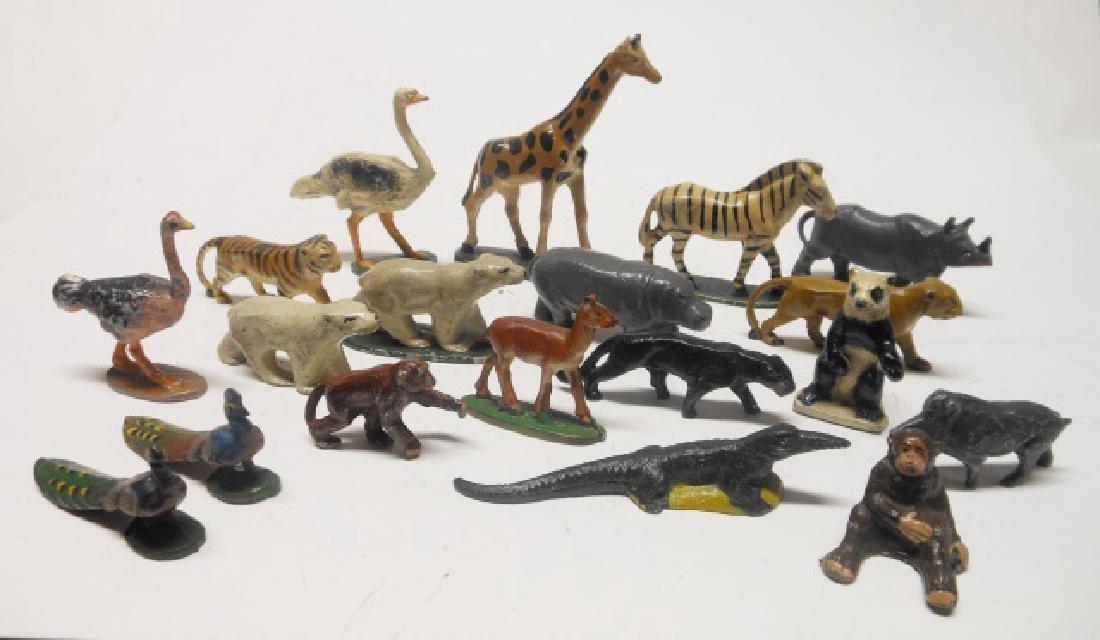 Wendal Wild Animals