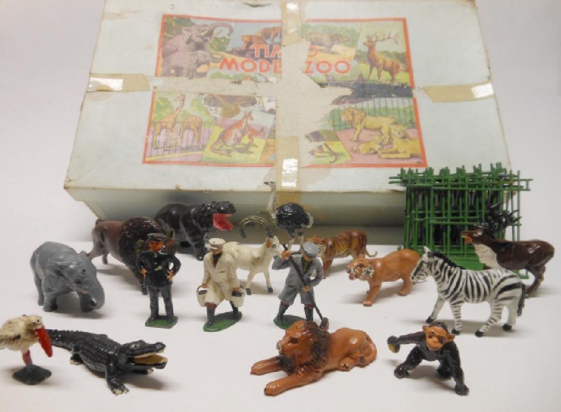 Timpo Wild Animals with Original Box
