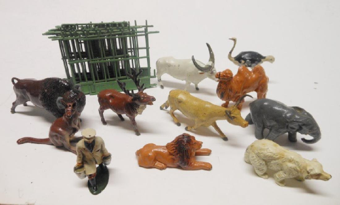 Timpo Wild Animals and Zookeeper