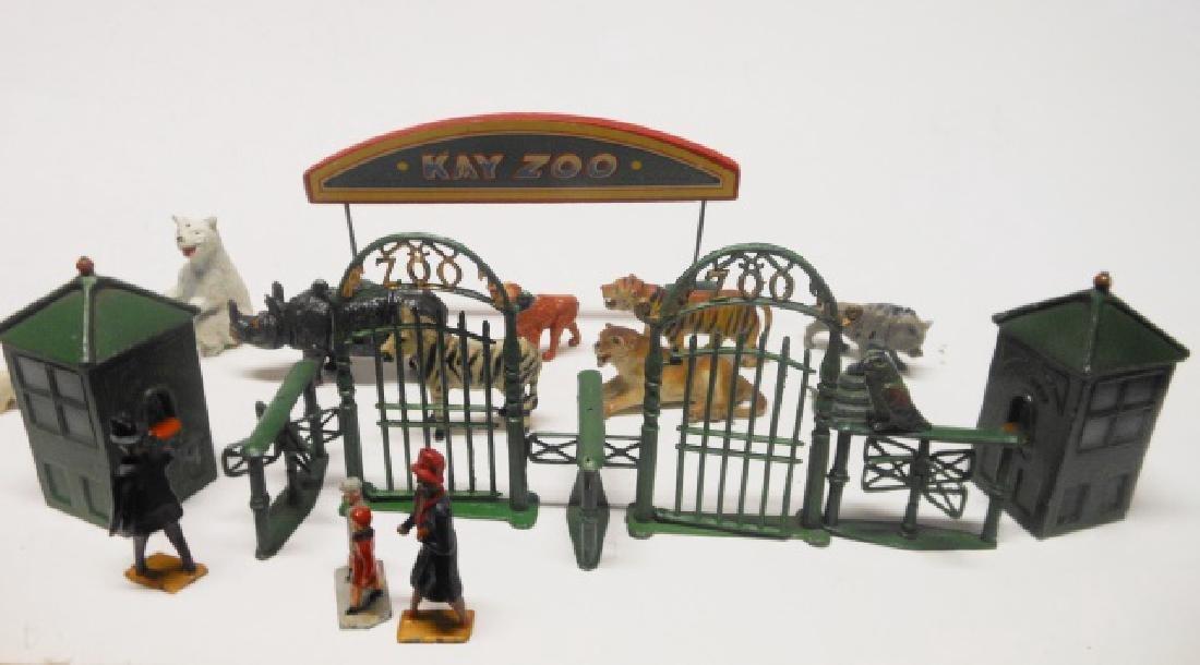 Taylor and Barrett/F.G. Taylor Zoo Set