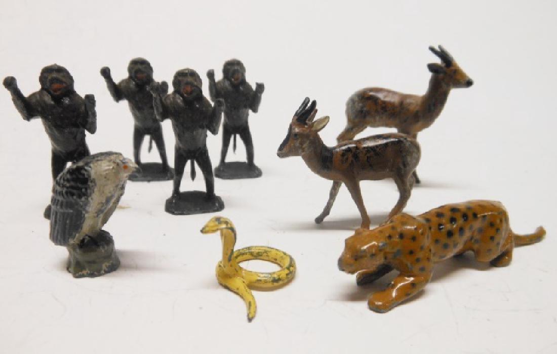 Britains RARE Post War Zoo Animals