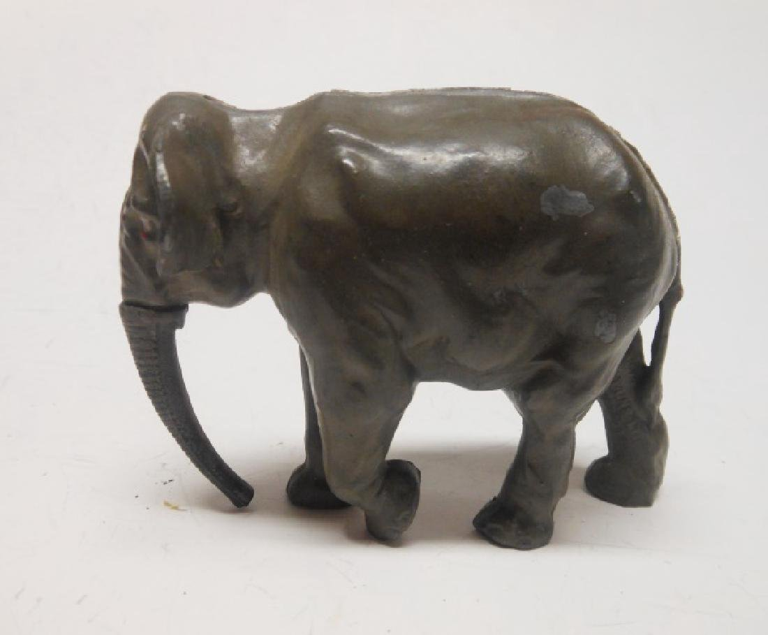Britains Very RARE Rubber Trunked Elephant