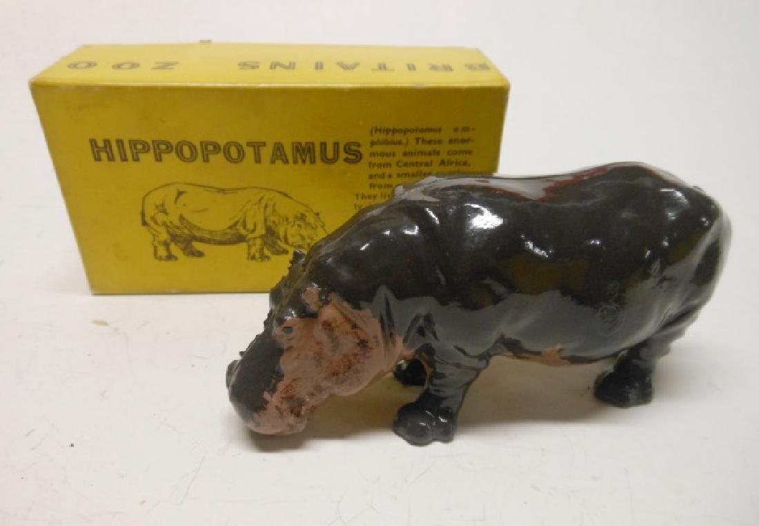 Britains Set #905 Adult Hippopotamus