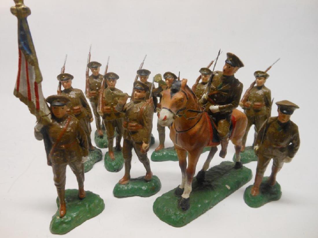Trico Japanese Khaki Troops