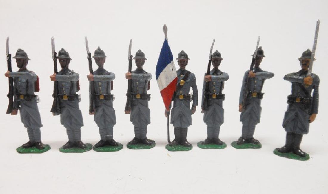 Alymer Early Issue French WWI Troops