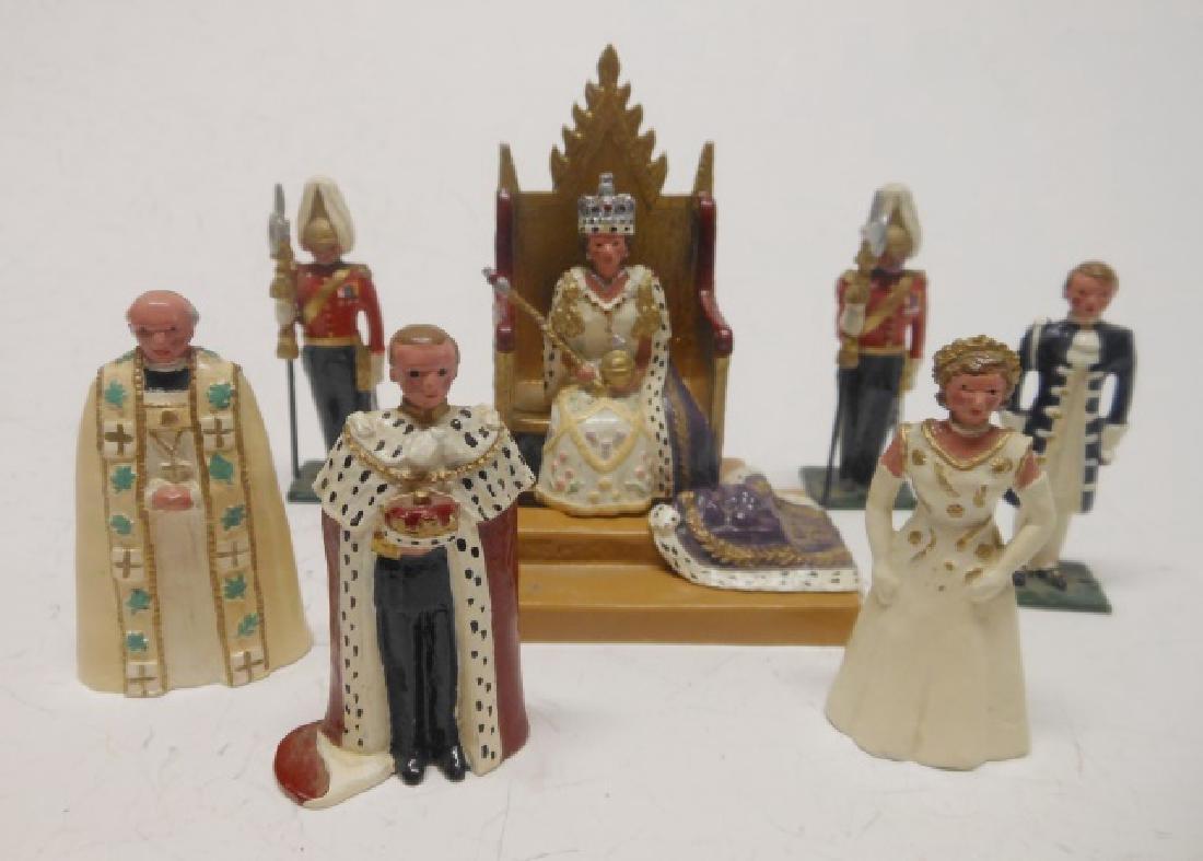 Blenheim Queen's Silver Jubilee Set