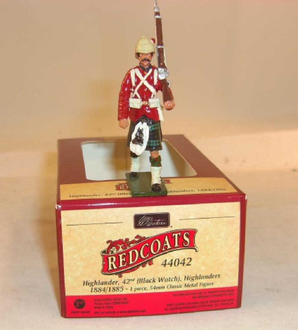 Britains Redcoats #44042 Highlander 42nd