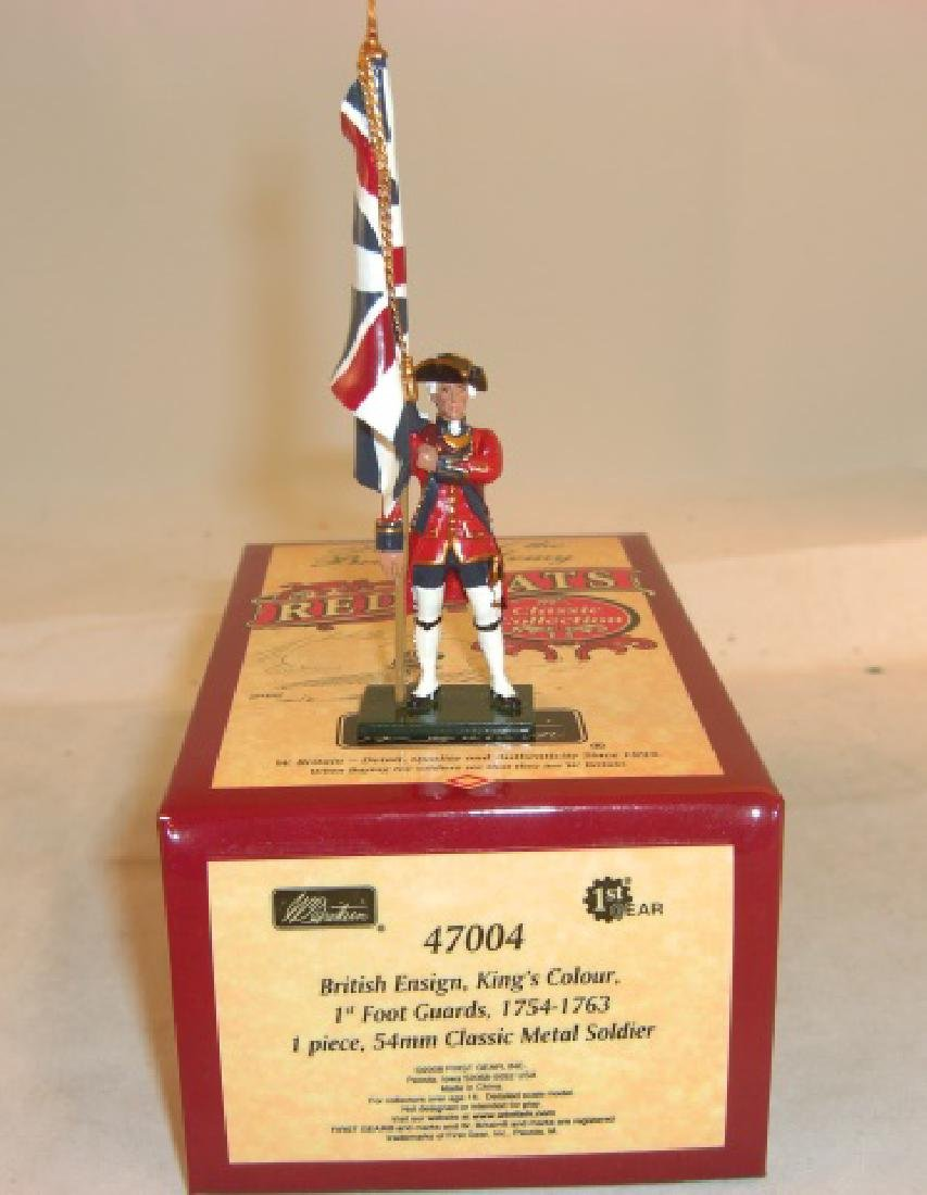 Britains Redcoats #47004 British Ensign