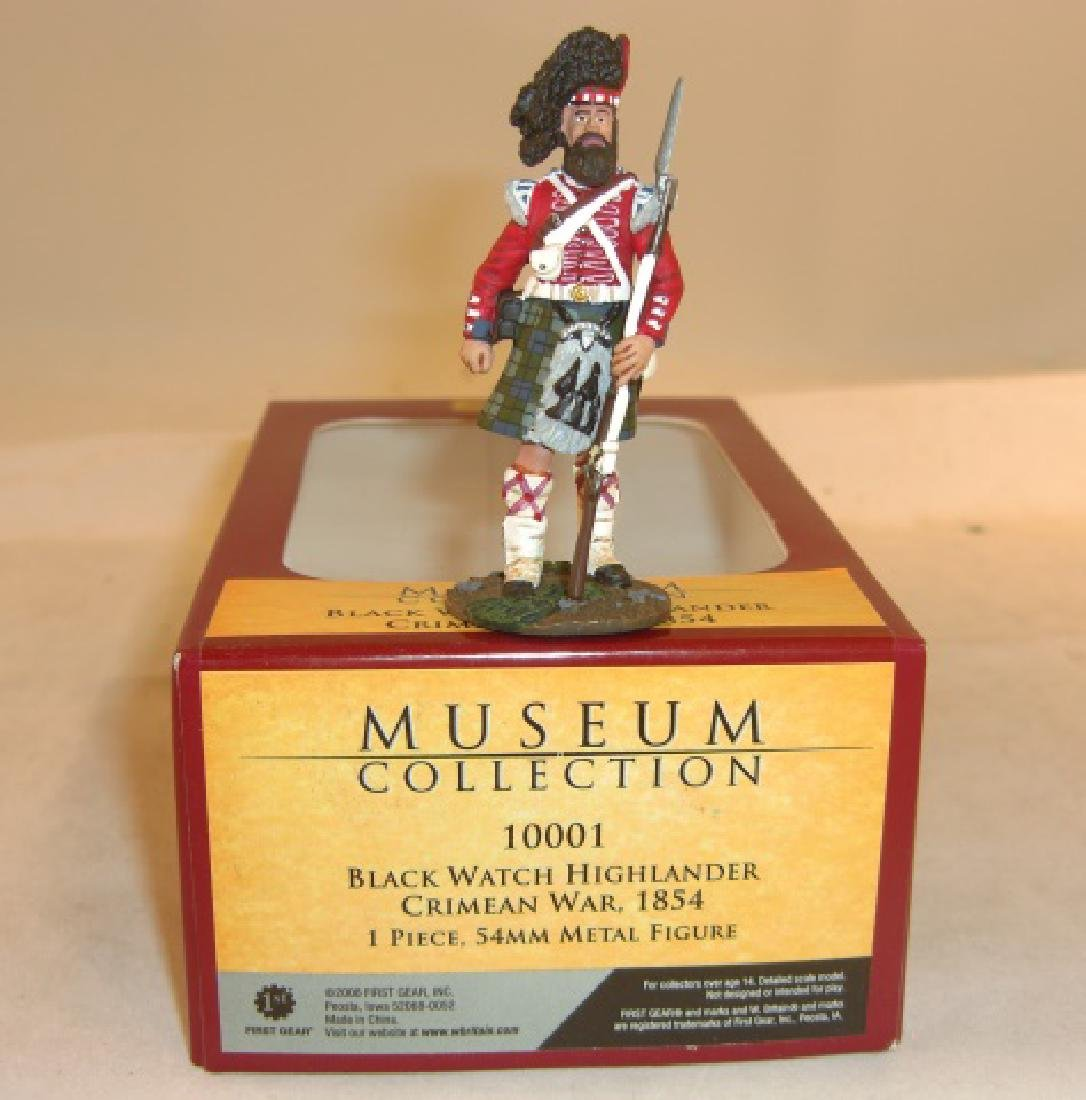 Britains Museum Collection #10001 Black Watch