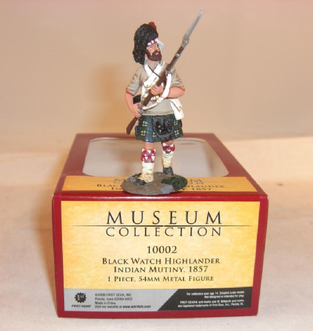 Britains Museum Collection #10002 Black Watch