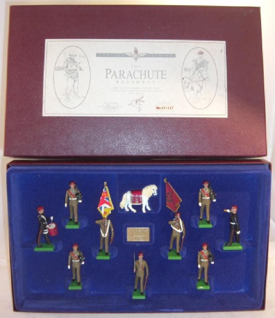 Britains Limited Edition #5190 The Parachute Reg.