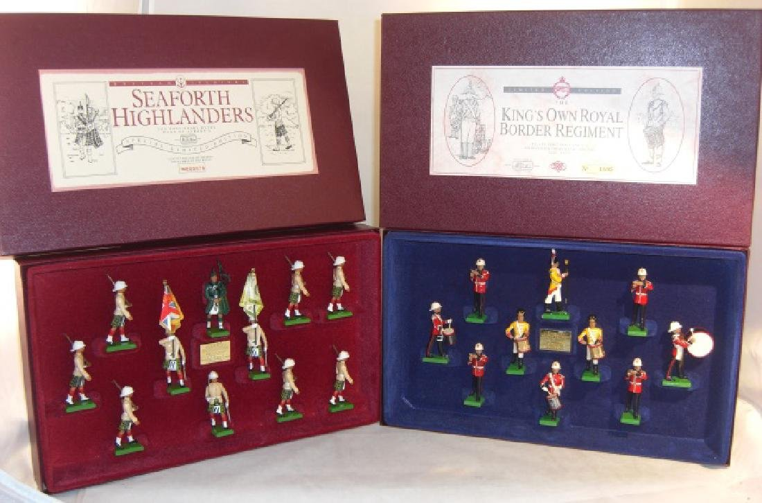 Britains Limited Edition #5188 Seaforth