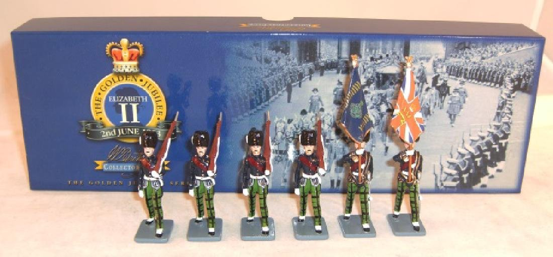 Britains Golden Jubilee Collectors Club #40335