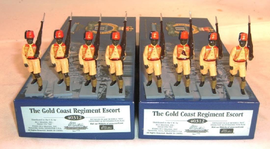 Britains Golden Jubilee Collectors Club 2 x #40312