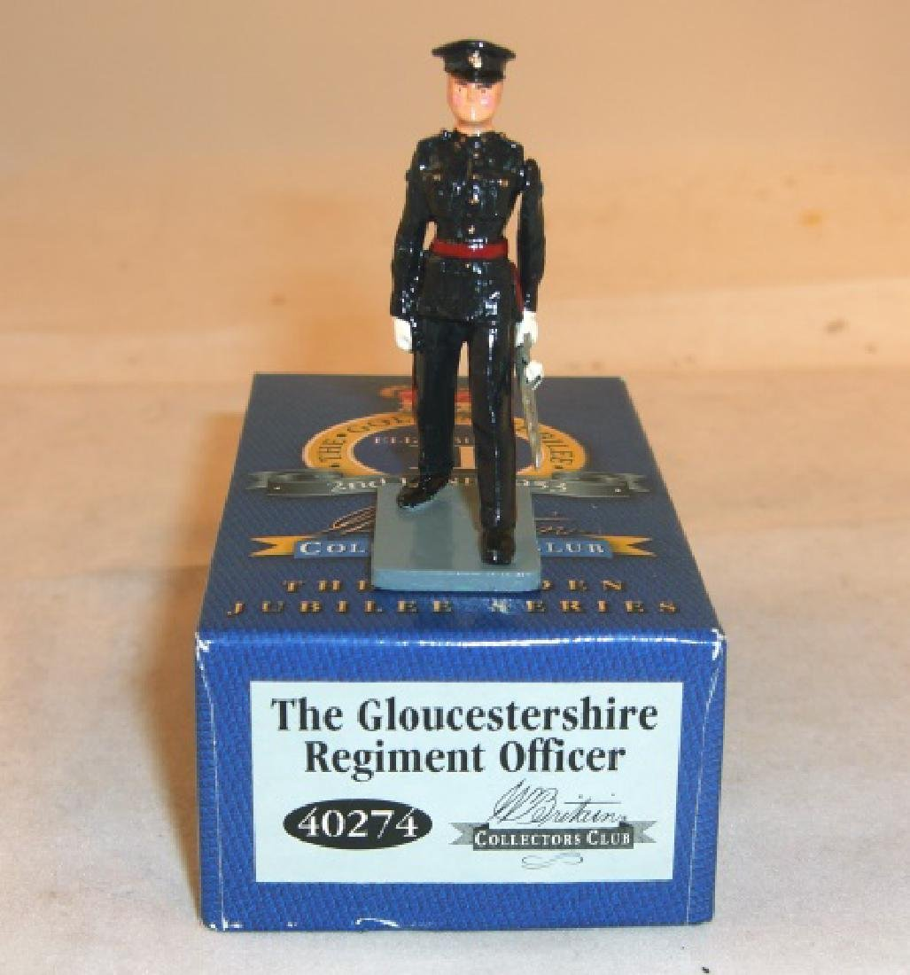 Britains Golden Jubilee Collectors Club #40274