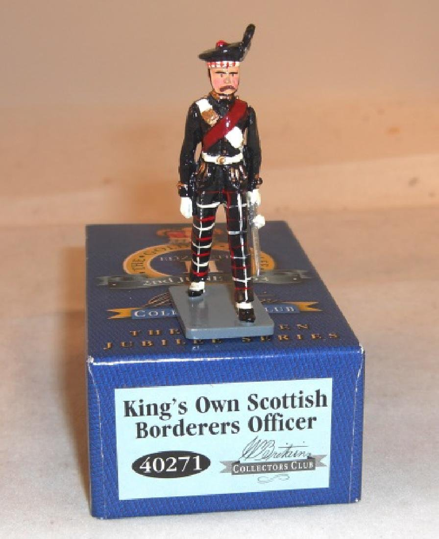 Britains Golden Jubilee Collectors Club #40271