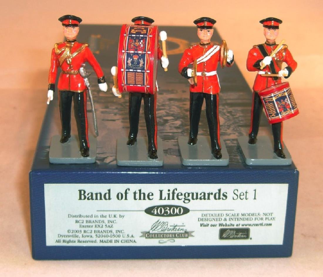 Britains Golden Jubilee Collectors Club #40300