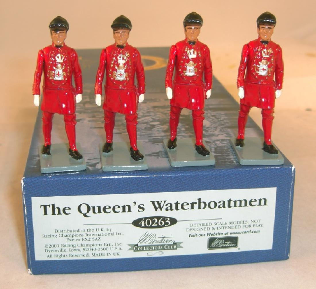 Britains Golden Jubilee Collectors Club #40263