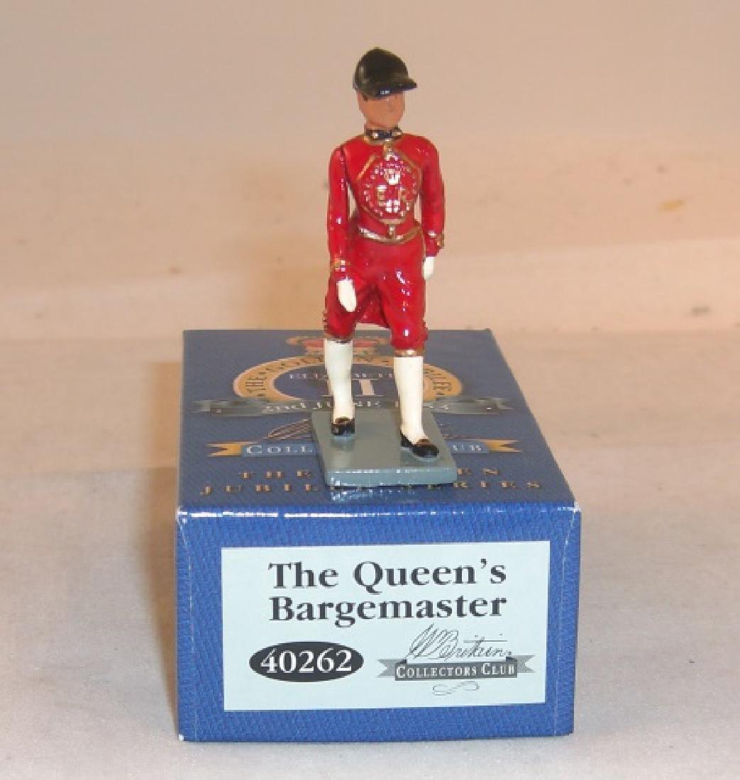 Britains Golden Jubilee Collectors Club #40262