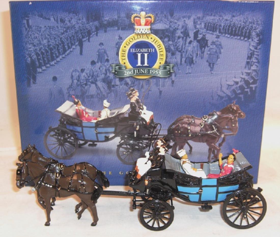 Britains Golden Jubilee Collectors Club #40320