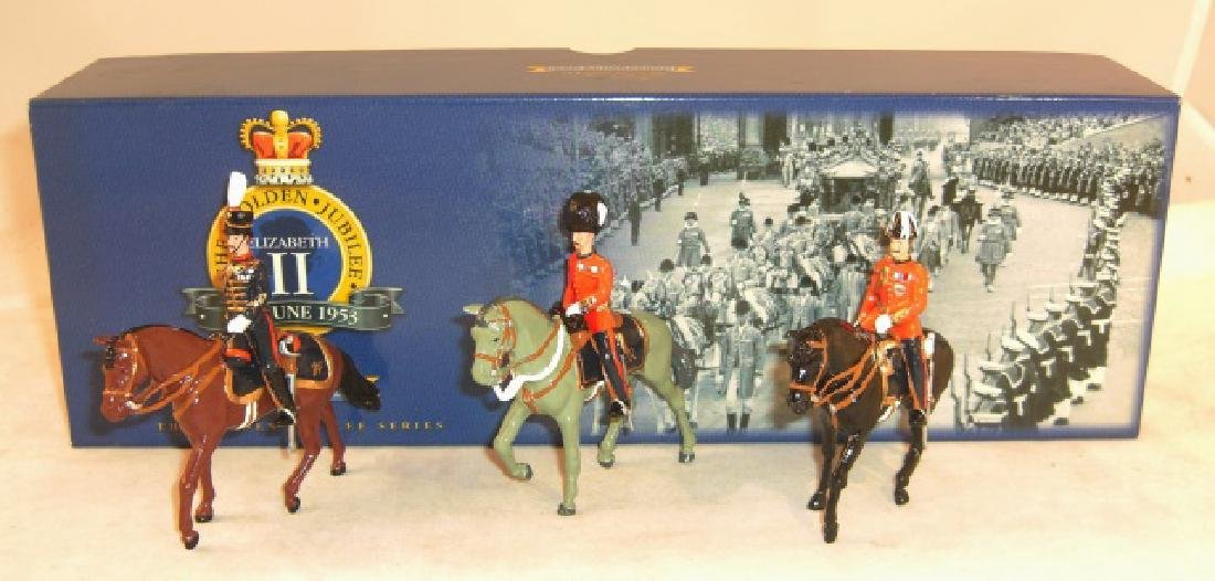 Britains Golden Jubilee Collectors Club #40322