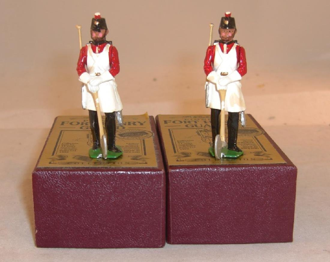 Britains Centenary Collection 2 x #8823 Fort Henry