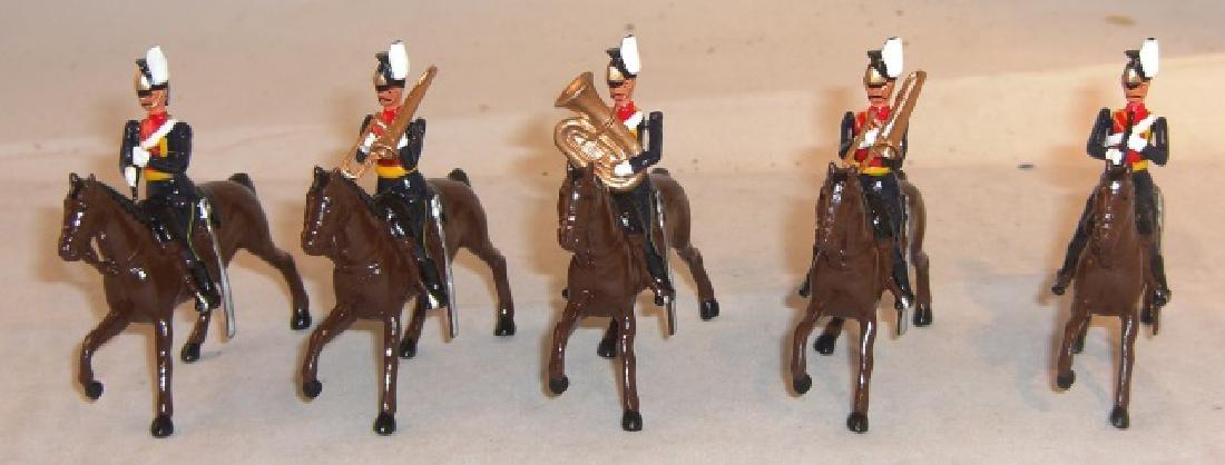 Britains Mounted Band