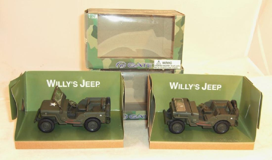 Gateway Global Ltd. 2 x Willy's Jeep
