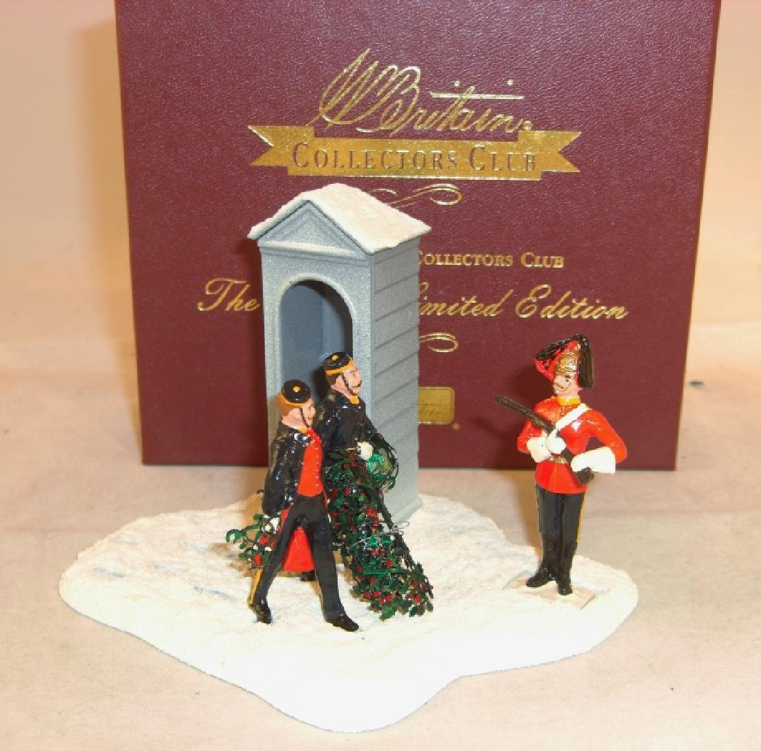Britains Collectors Club #40173 Winter Limited
