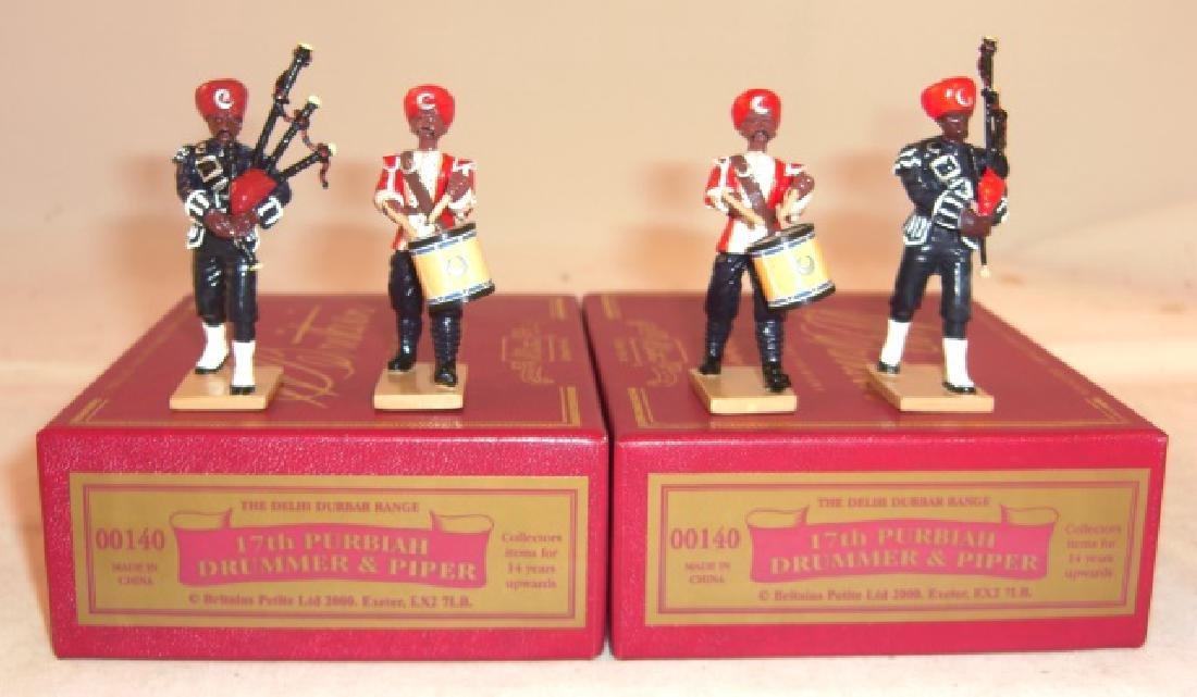 Britains Delhi Durbar Collection 2 x #00140 17th