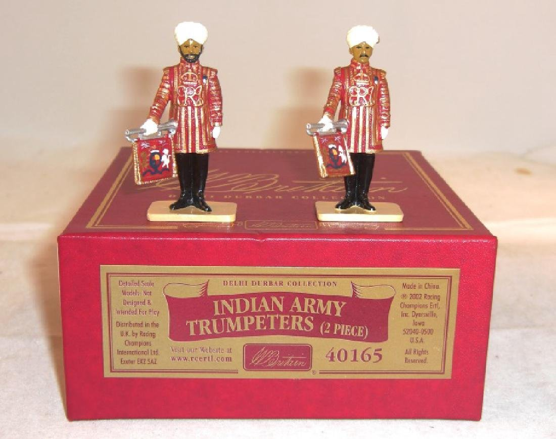 Britains Delhi Durbar Collection #40165 Indian