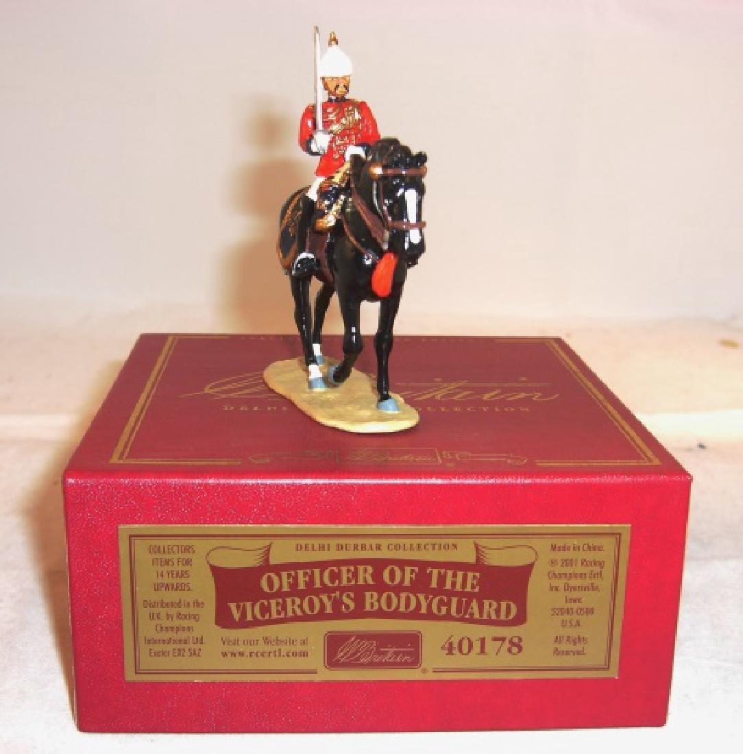 Britains Delhi Durbar Collection #40178 Officer
