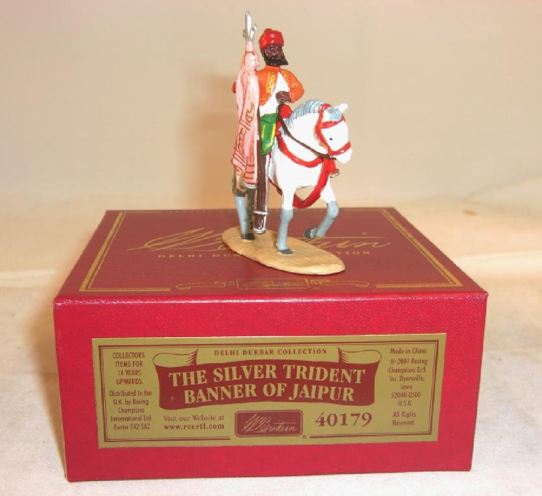 Britains Delhi Durbar Collection #40179 The Silver