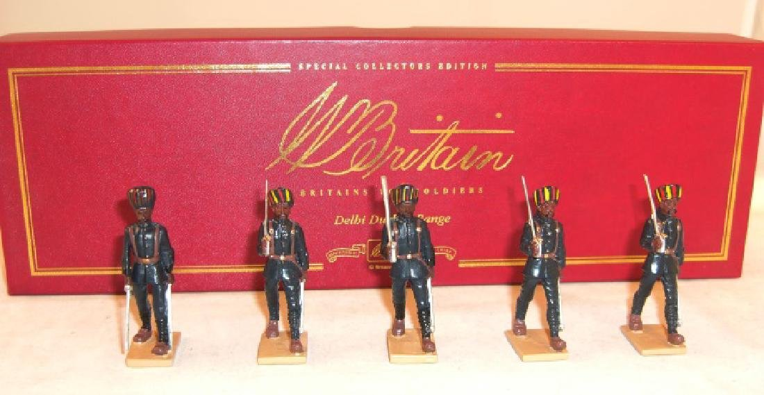Britains Delhi Durbar Collection #00267 Baroda