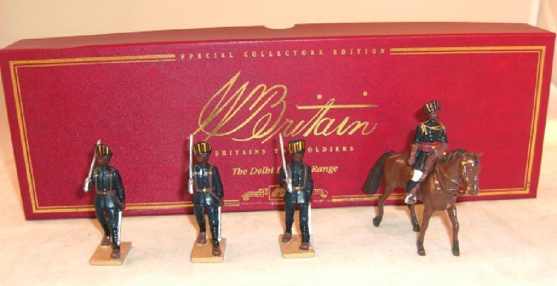 Britains Delhi Durbar Collection #00142 Mounted