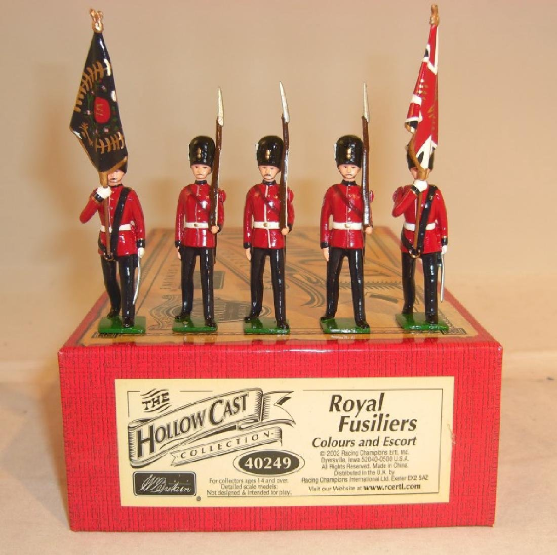 Britains The Hollow Cast Collection #40249 Royal