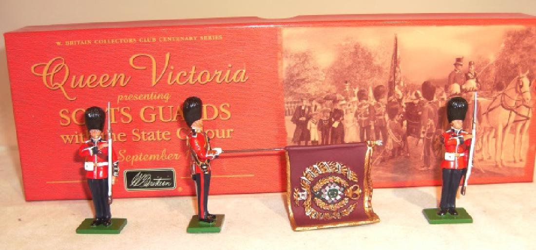 Britains Queen Victoria Centenary Series #5991