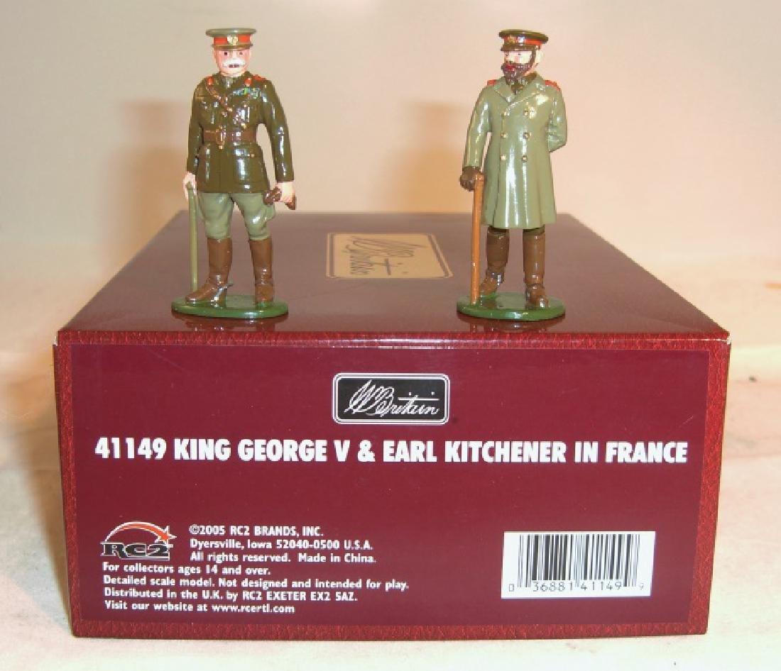 Britains King George & Earl Kitchener #41149