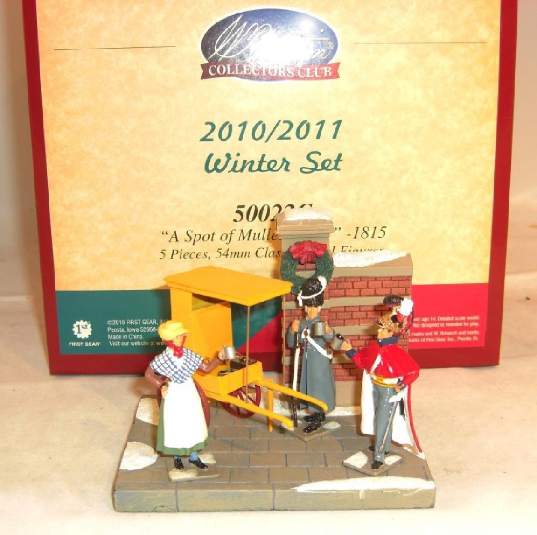 Britains 2010/2011 Winter Set #50022c