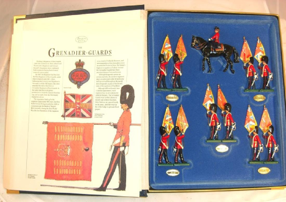 Briitains Trooping The Colour