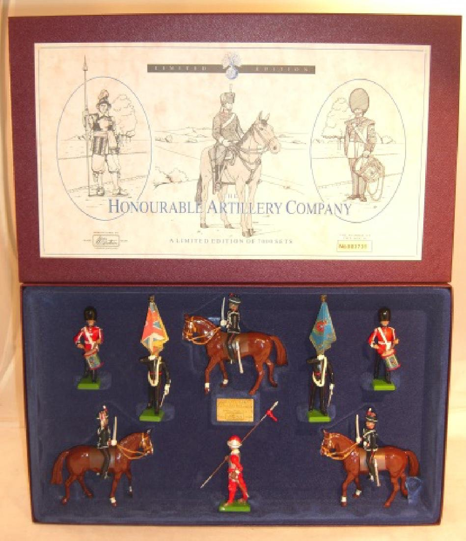 Britains Limited Edition #5291 The Honourable
