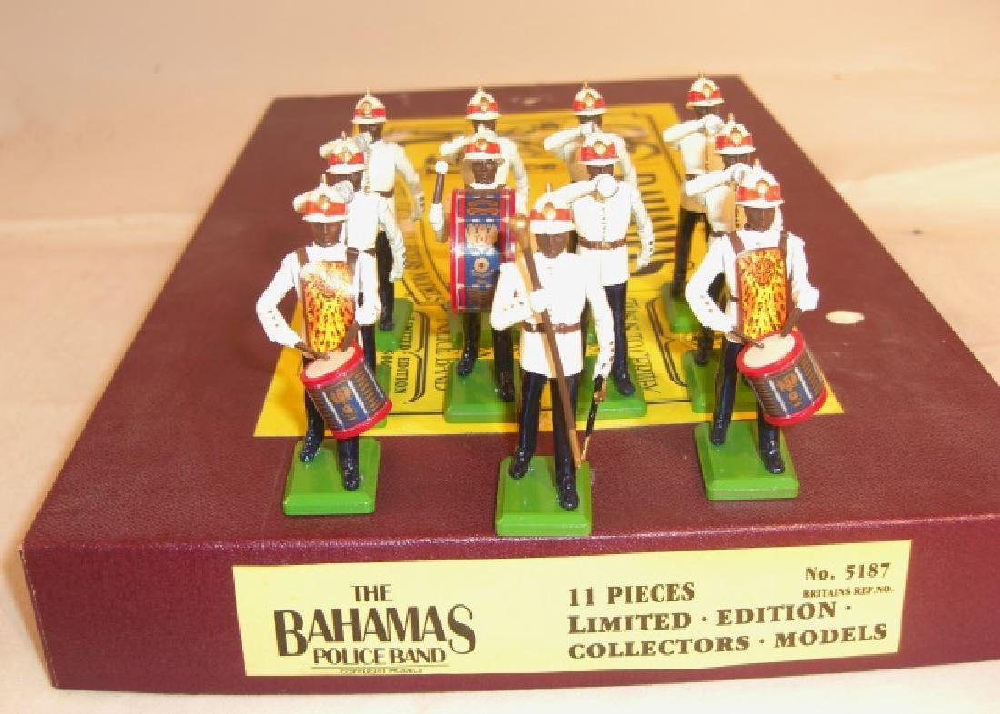 Britains Limited Edition #5187 The Bahamas Police