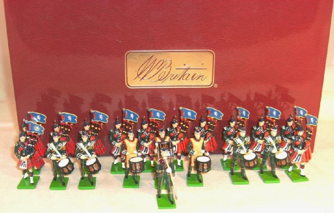 Britains Limited Edition #41150 Pipes & Drums