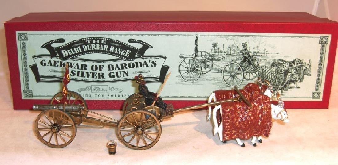 Britains Delhi Durbar Collection #00141 Gaekwar