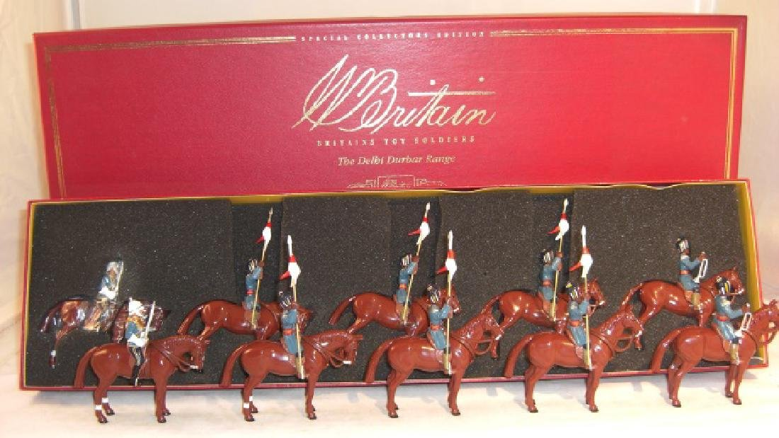 Britains Delhi Durbar Collection 2 x #00082