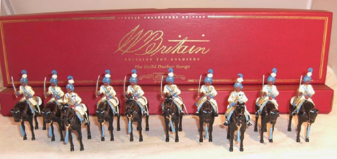 Britains Delhi Durbar Collection 2 x #00083