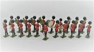 Britains Set 37 Coldstream Guard Band