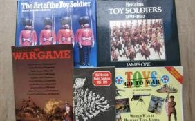 Coffee Table Toy Soldier Books & References